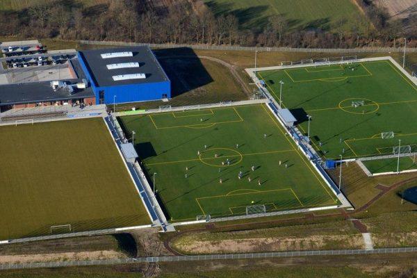 Træningslejr i Tyskland