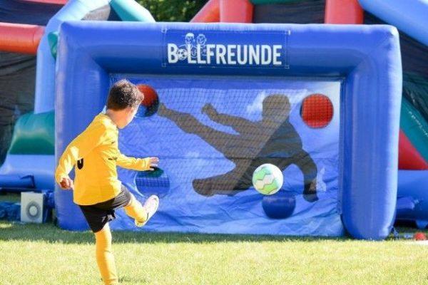 Fodboldturnering i Stuttgart