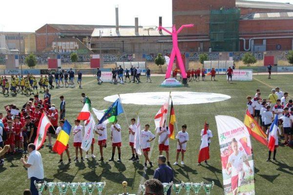 Fodboldturnering i Spanien