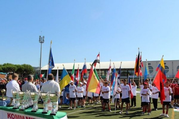 Fodboldturnering i Barcelona