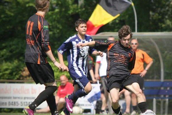 Fodbold cup i pinsen