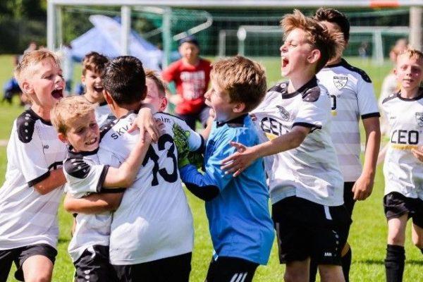 Fodboldcup i Tyskland