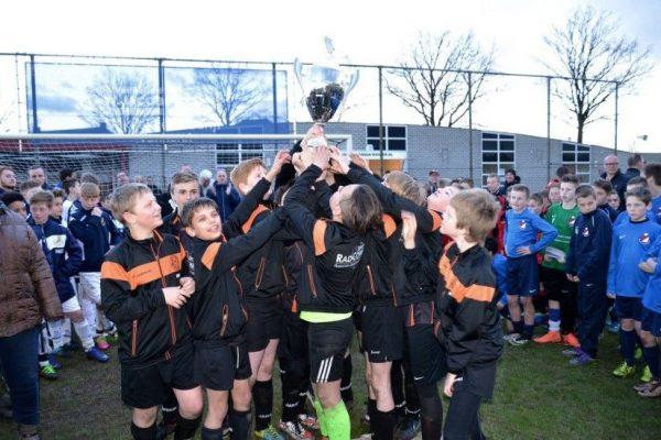 Fodboldstævne i Holland