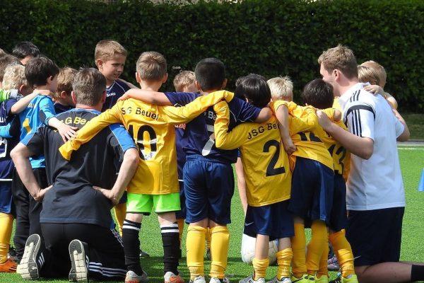 Fodboldcup i Holland